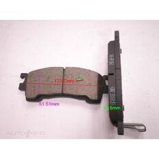 D637-7515=FMSI for Royale Brake Set  F  Mazda 323 92-, , scanz_hi-res