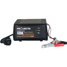 BATTERY CHARGER 6AMP