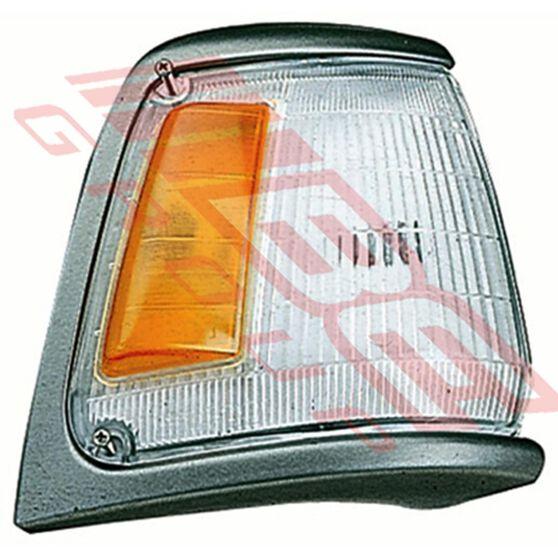 CORNER LAMP - R/H - AMBER/CLEAR (35-29), , scanz_hi-res