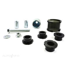 Steering - rack and pinion mount bushing, , scanz_hi-res