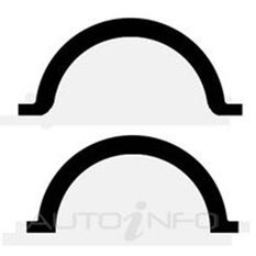 SUMP GASKET FORD 4.0, , scanz_hi-res