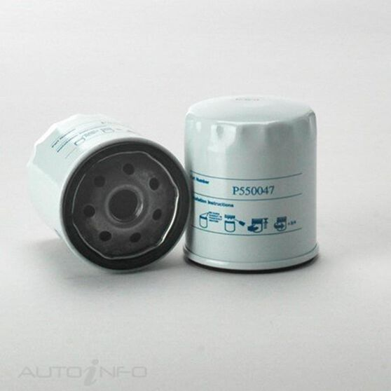 PH3387A LUBE FILTER, , scanz_hi-res