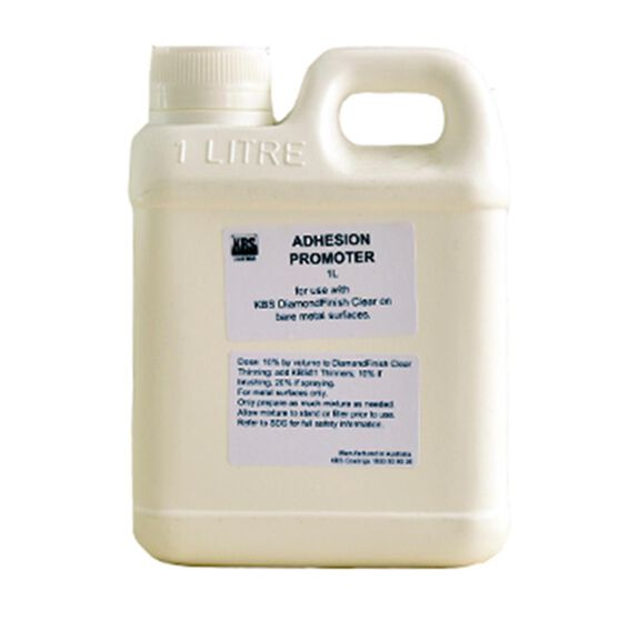 KBS ADHESION PROMOTER METAL SURFACES 1 LITRE, , scanz_hi-res