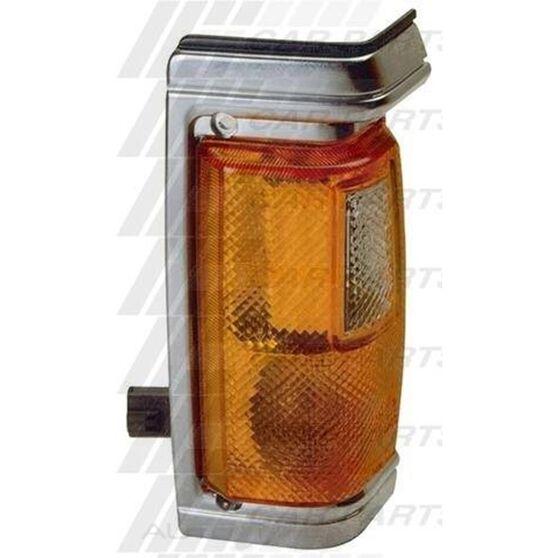CORNER LAMP - L/H - CHROME TRIM, , scanz_hi-res