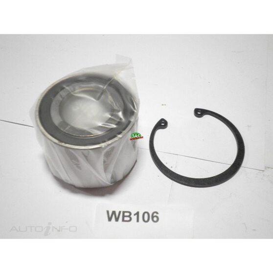 Nissan Rear wheel bearing kit, , scanz_hi-res