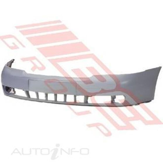 FRONT BUMPER - PRIMED GREY