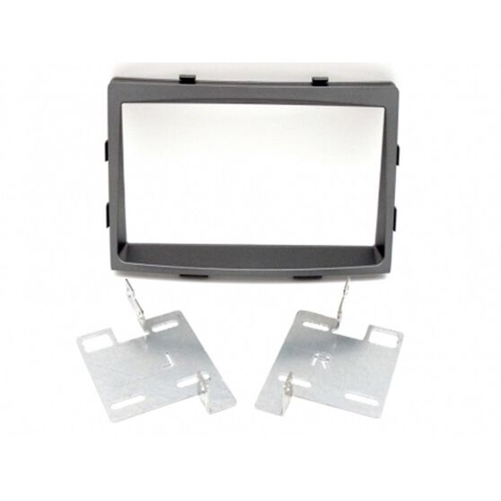 FITTING KIT SSANGYONG STAVIC 13-20 DOUBLE DIN, , scanz_hi-res