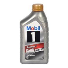 MOBIL 1 RACING 4T 10W-40 (1LT), , scanz_hi-res