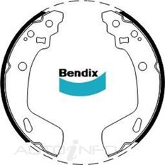 NZ BENDIX BRAKE SHOES, , scanz_hi-res