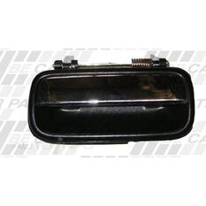 DOOR HANDLE - RR OUTER - L/H - CHRM