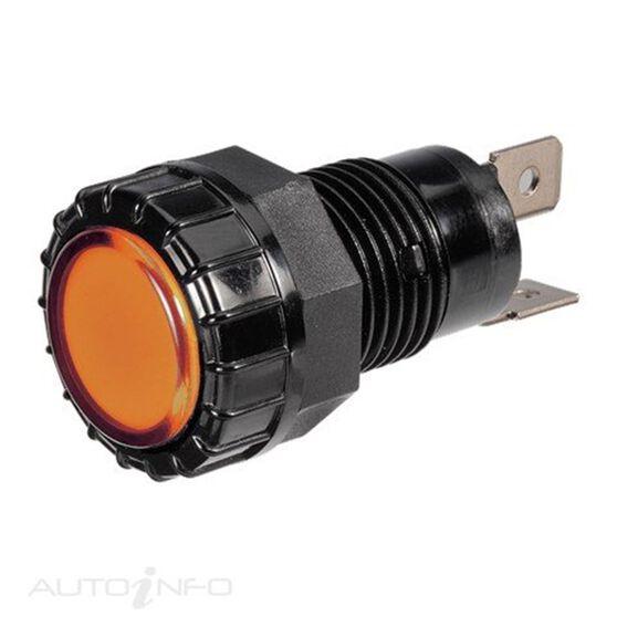 PILOT LAMP LED 12V AMBER, , scanz_hi-res