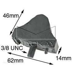 CONTROL ARM BUMP STOP FRONT - HOLDEN TORANA LH - 5.0L V8  PETROL - MANUAL & AUTO