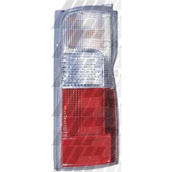 REAR LAMP - R/H - CLEAR/RED