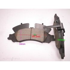 D1043-7946=FMSI for Royale Brake Set  F Holden Commodore 97-, , scanz_hi-res
