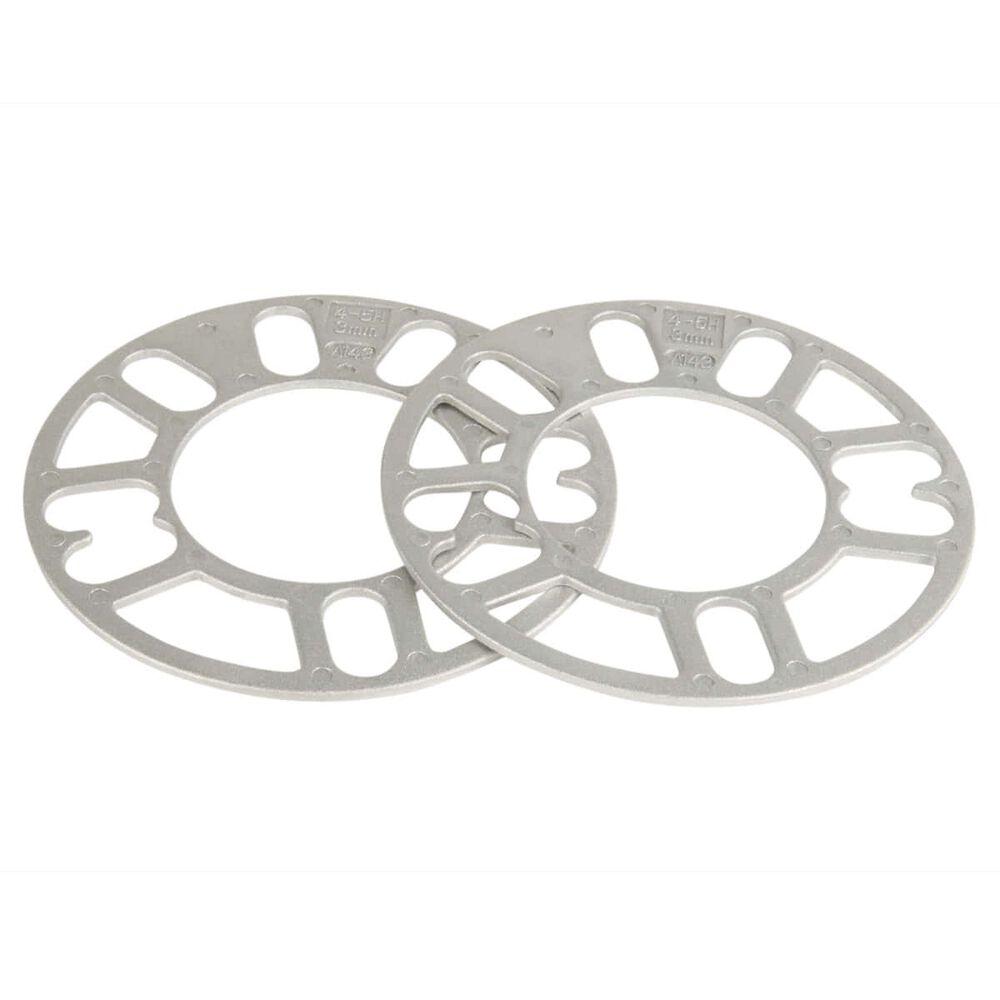 Wheel Spacers 10mm Pair - SCR WHL0026