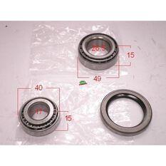 Toyota Starlet 89-00 rear wheel bearing kit, , scanz_hi-res