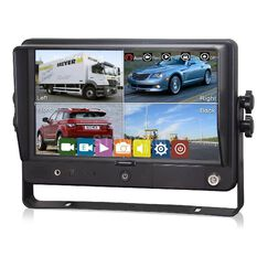 """AUTOVIEW 9"""" TOUCH PANEL MONITOR WITH DVR BUILT IN, , scanz_hi-res"""