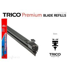 "TRICO NARROW METAL REFILL 24""-6MM 20PK, , scanz_hi-res"