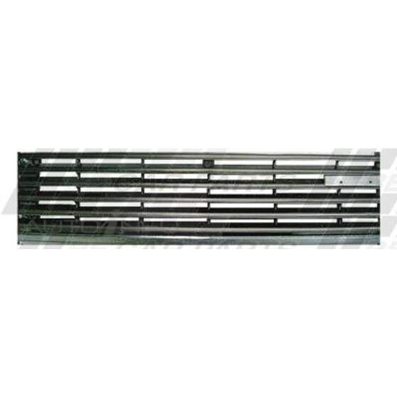 GRILLE - SILVER GREY