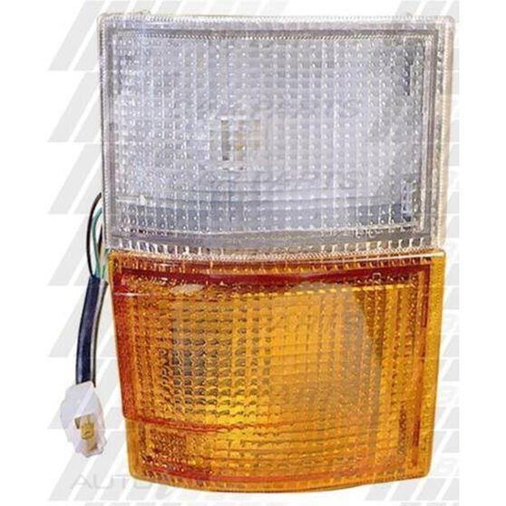 CORNER LAMP - L/H - CLEAR TOP, , scanz_hi-res