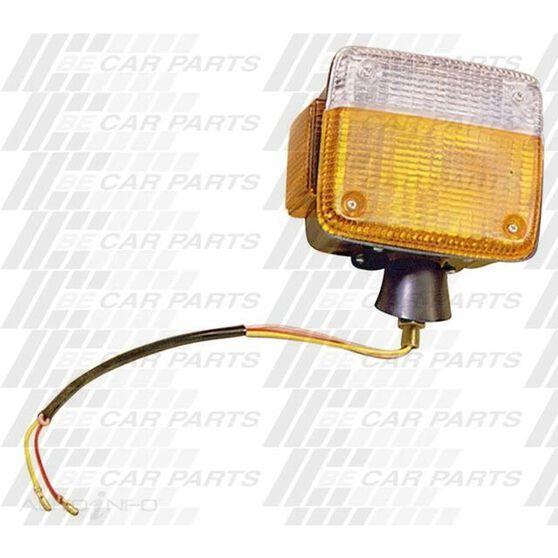 CORNER LAMP - R/H  - 2W - FLAT BASE, , scanz_hi-res
