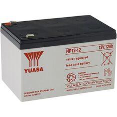 NP12-12FR Yuasa NP VRLA Battery