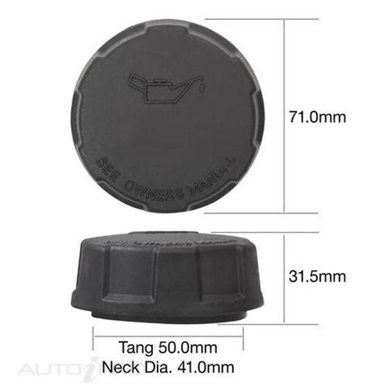 TRIDON OIL CAP (TOC131), , scanz_hi-res