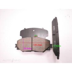 D1210-8330=FMSI for Royale Brake Set  F  Toyota Corolla 06-, , scanz_hi-res