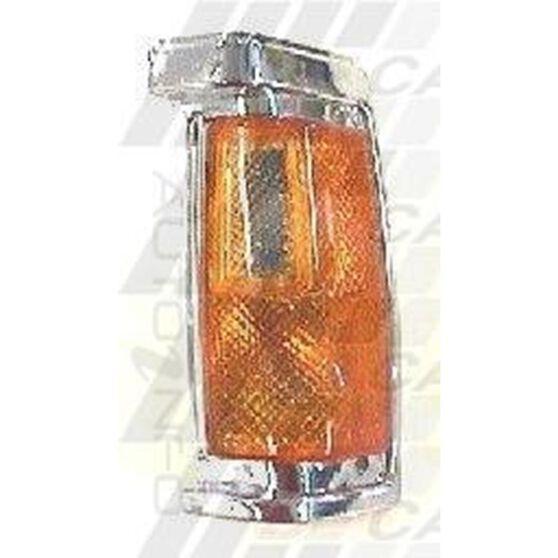 CORNER LAMP - R/H - ALL CHROME TRIM, , scanz_hi-res