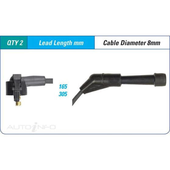 FORD COURIER LEAD SET, , scanz_hi-res