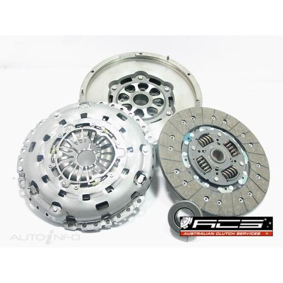 C/KIT FORD TRAN 2.4T 5SP 02>07 250*23*26 INC DMASS F/W *PLUS*