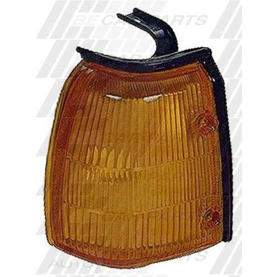 CORNER LAMP - L/H - AMBER
