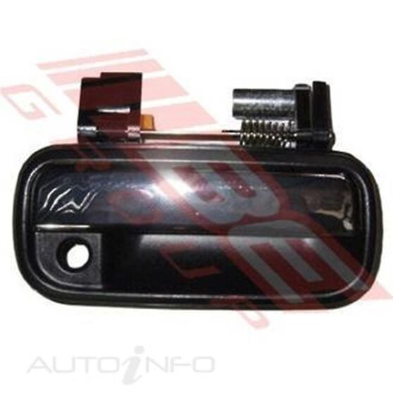 DOOR HANDLE - FRONT OUTER - CHROME - R/H, , scanz_hi-res