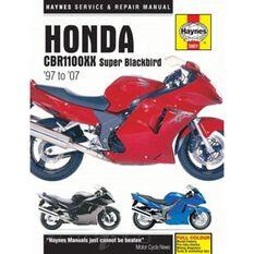HONDA CBR1100XX SUPER BLACKBIRD 1997 -20, , scanz_hi-res