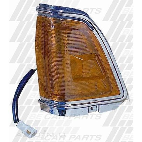 CORNER LAMP - L/H - CHROME, , scanz_hi-res