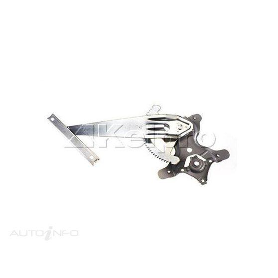 PWR WINDOW REG W/O MOTOR, , scanz_hi-res
