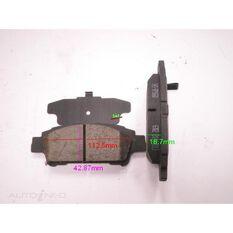 D995-7895=FMSI for Royale Brake Set  R  Toyota Estima, Avensis 04-, , scanz_hi-res
