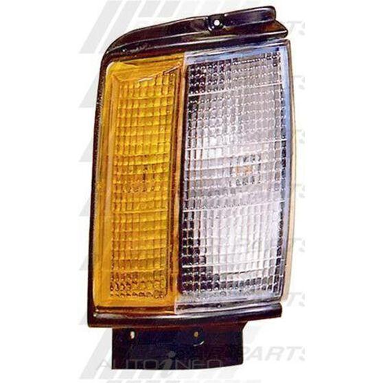 CORNER LAMP - R/H - BLACK TRIM, , scanz_hi-res