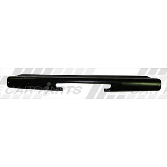 REAR BUMPER - BLACK
