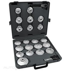 TOLEDO OIL FILTER WRENCH SET 21PC, , scanz_hi-res