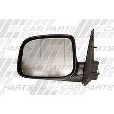 DOOR MIRROR - L/H - BLK - ELECTRIC, , scanz_hi-res