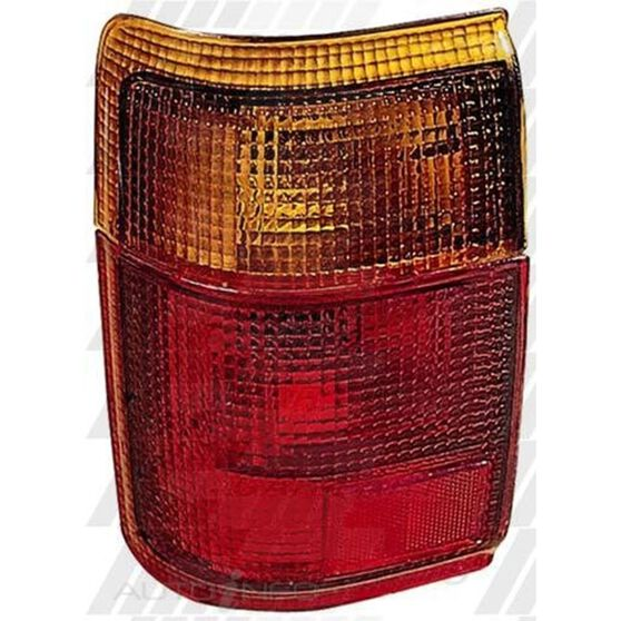 REAR LAMP - L/H - AMBER/RED, , scanz_hi-res