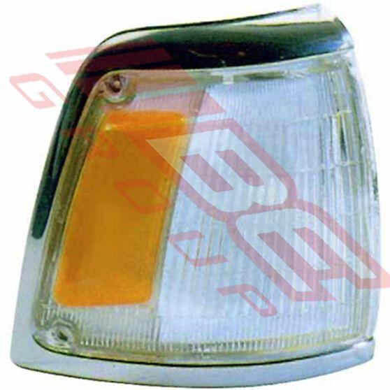 CORNER LAMP - RH - AMBER/CLEAR, , scanz_hi-res