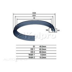 OIL SEAL KELPRO