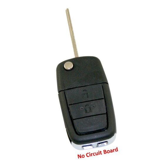 REMOTE SHELL & BUTTON HOLDEN VE 2 BUTTON, , scanz_hi-res