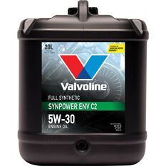 VALVOLINE SYNPOWER ENV C2 5W30 20L, , scanz_hi-res