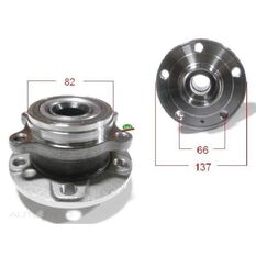 Audi A3, VW Golf Front wheel hub, , scanz_hi-res