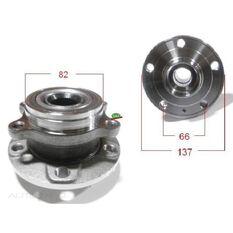 Audi A3, VW Golf Front wheel hub