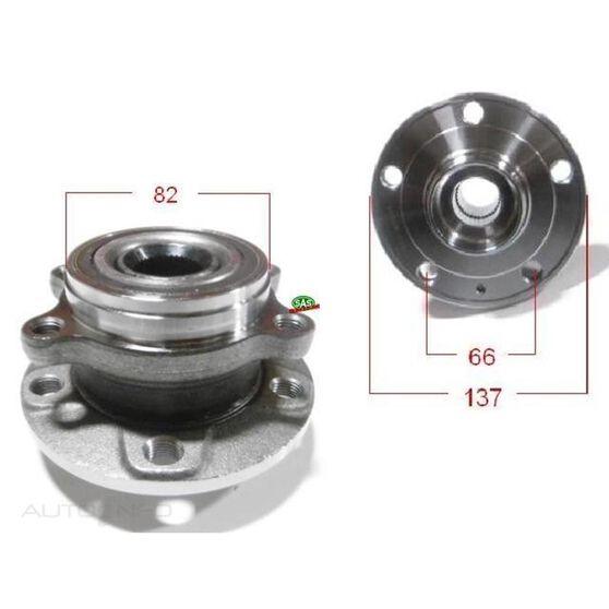 Audi A3, VW Golf Front wheel hub, , scanz_hi-res