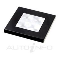 LED SQUARE LAMP WHITE 12V, , scanz_hi-res